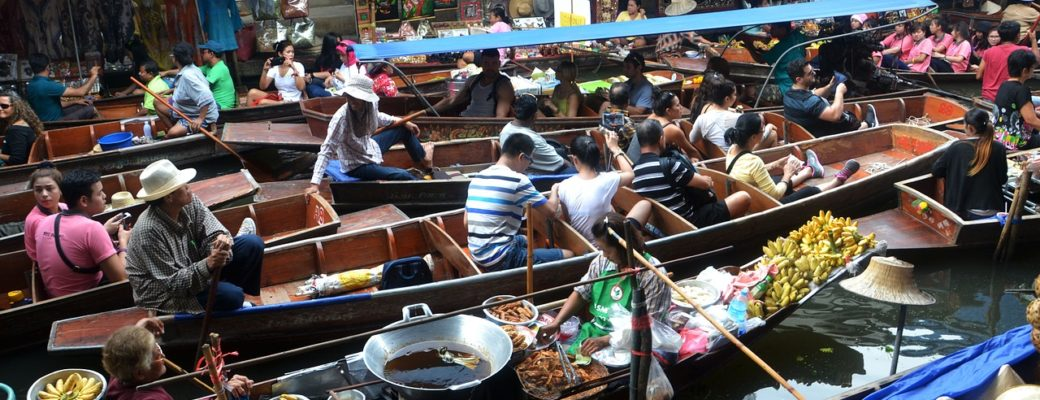Guide To The Best Floating Markets In Bangkok