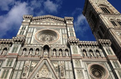 Cathedral In Florence. Italy